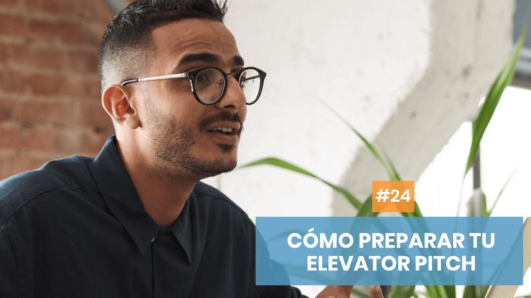 Copymelo #24: ¿Qué es un Elevator Pitch?