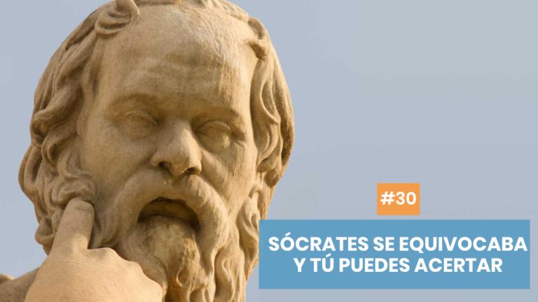 Copymelo #30: Sócrates se equivocaba