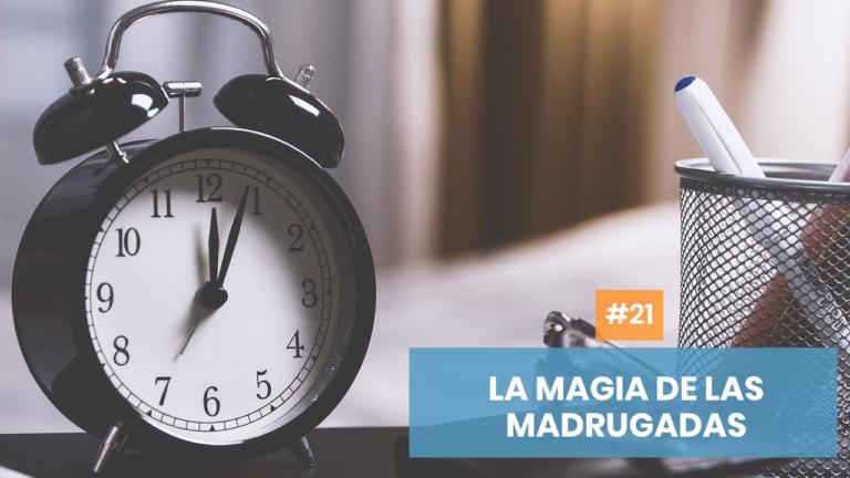 Copymelo #21: La magia de las madrugadas