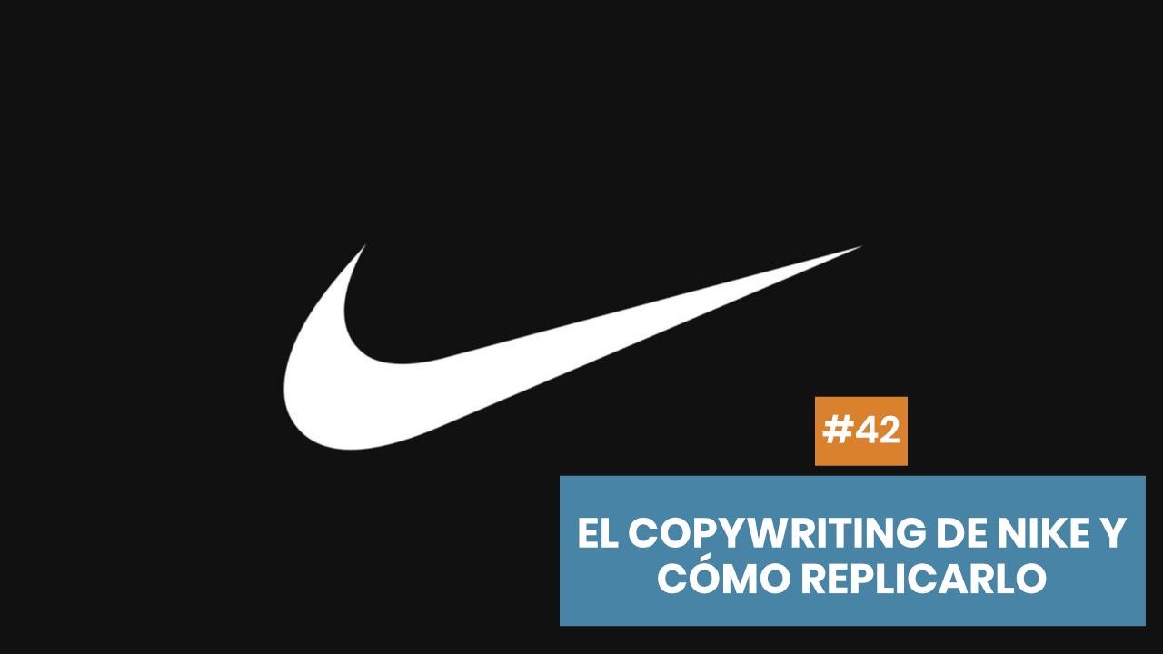 vanidad Estadio George Bernard  Copymelo #42: ¿Por qué funciona el eslogan de Nike?