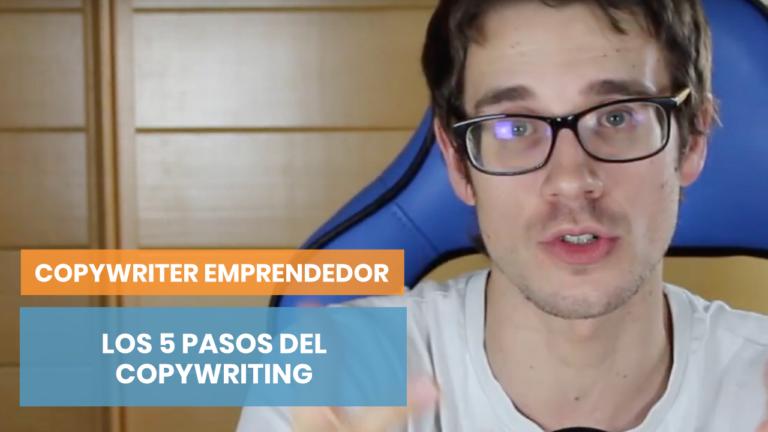 Los cinco pasos del copywriter: una metodología de trabajo