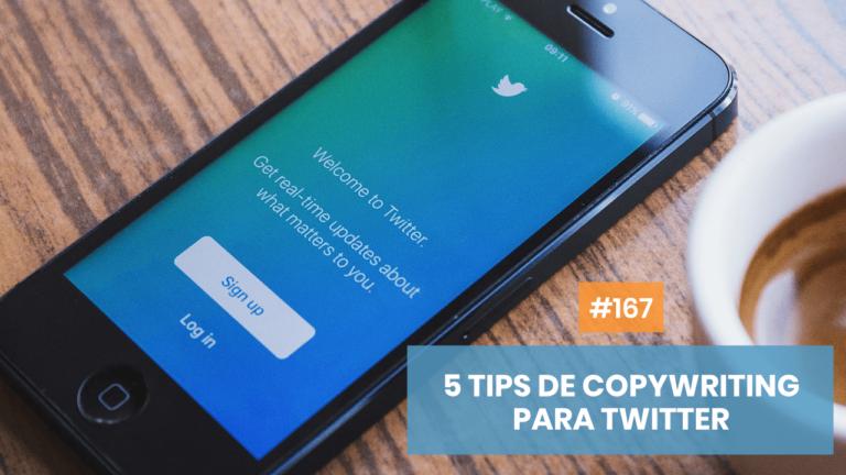 Copymelo #167: 5 tips de copy para encontrar tu voz en Twitter
