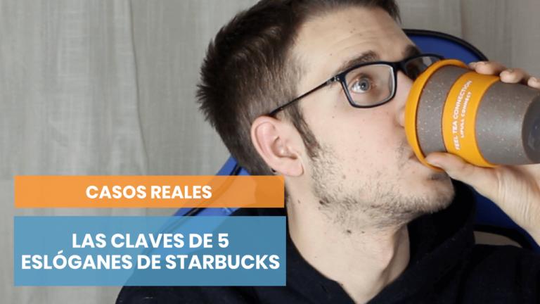 Starbucks: las claves de la persuasión de sus eslóganes