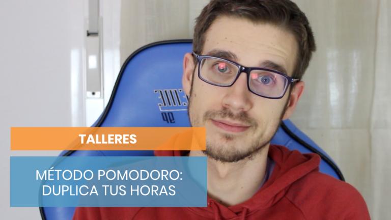 Método Pomodoro | Taller práctico para copywriters