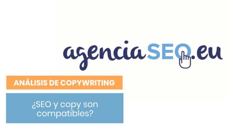 Agencia SEO Eu: la agencia que habla tu idioma |Análisis de copywriting