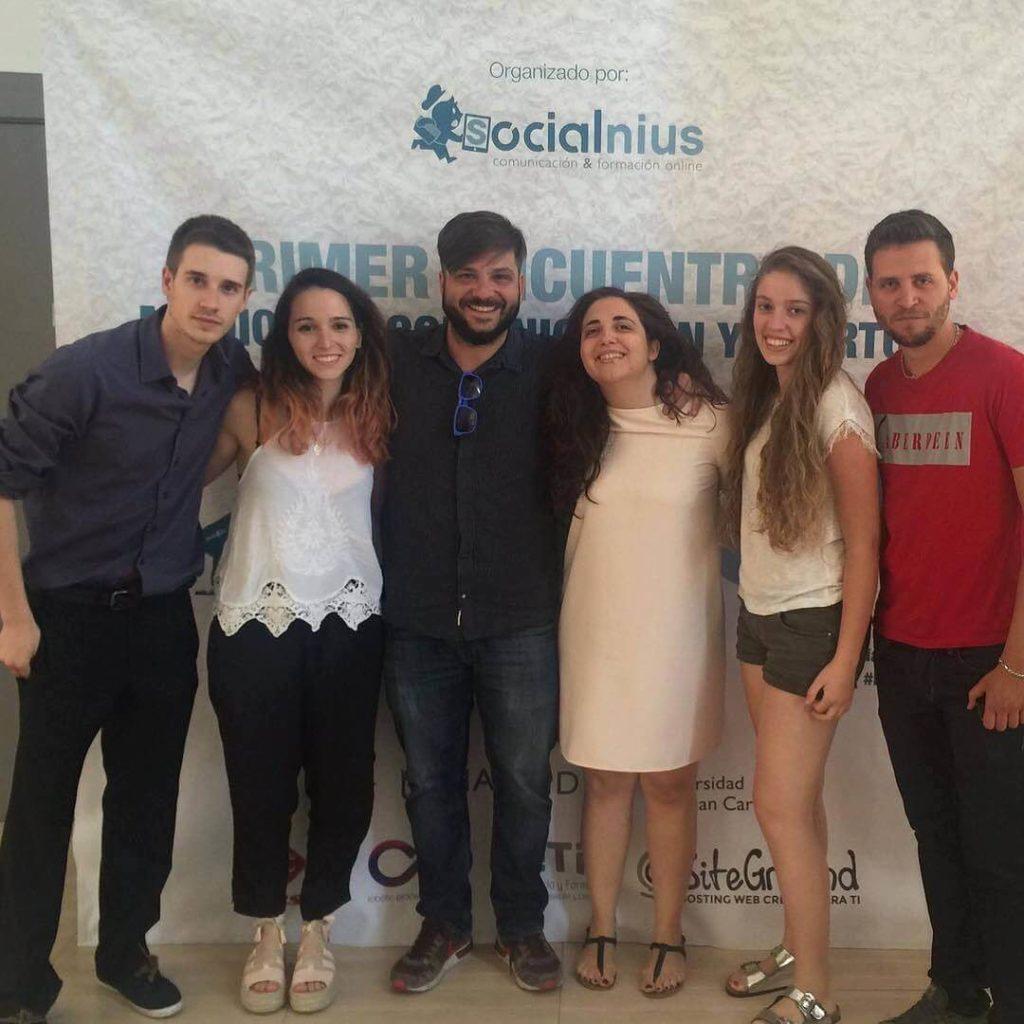 Carmelo Beltrán en Socialnius
