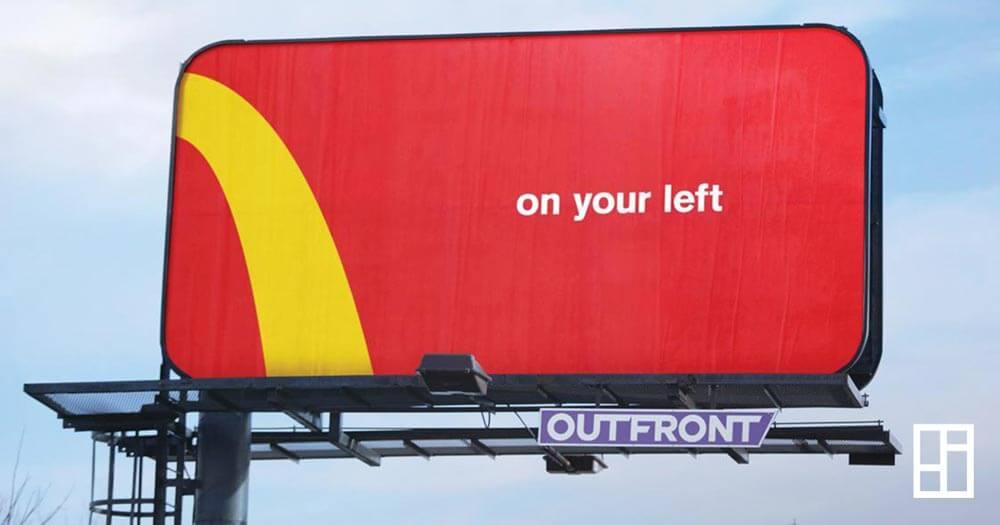 El mejor copy de McDonalds