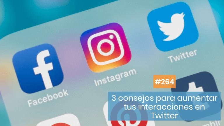 Copymelo #264: Consigue engagement en Twitter con estas 3 claves de copy