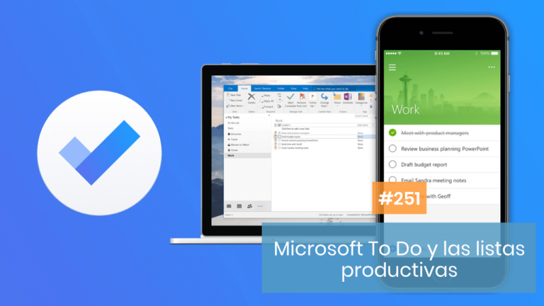 Copymelo #251: Microsoft To Do y las listas de tareas