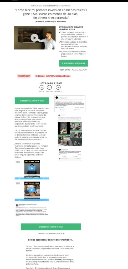 Cómo trabajar los CTA de tu web
