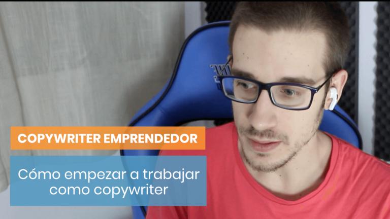 Cómo dar tus primeros pasos como copywriter