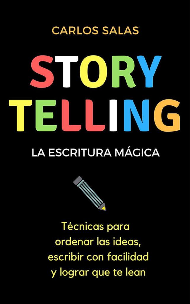 Escritura mágica de Carlos Salas