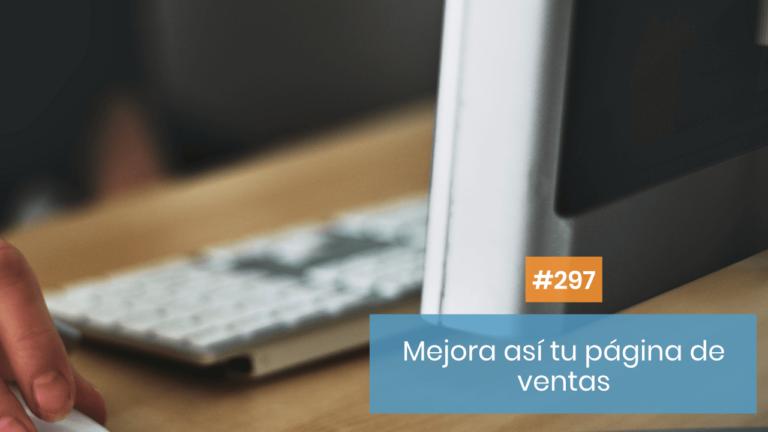 Copymelo #297: Un pequeño detalle que mejorará la experiencia de tu página de contacto