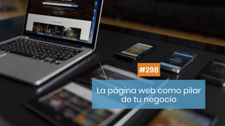 Copymelo #298: Tu página web es tu hogar en internet