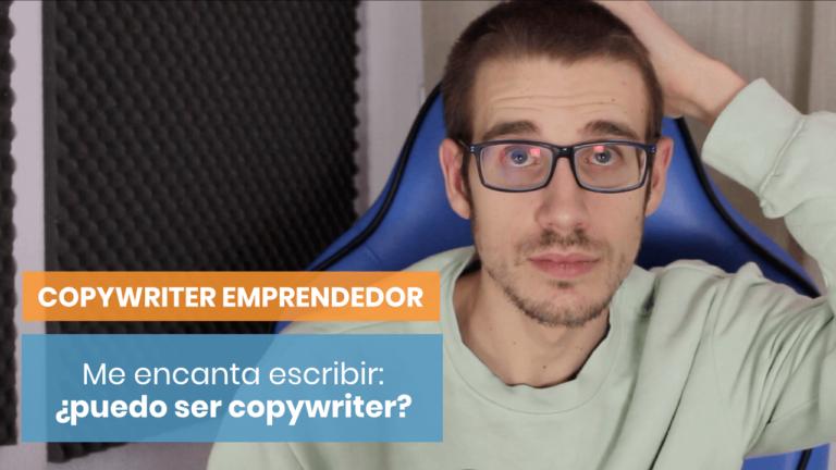 ¿Te gusta escribir? Cuidado, igual el copy no es lo tuyo...