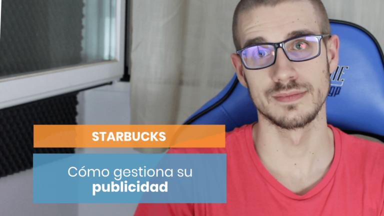 Starbucks: ¿Cómo utiliza la publicidad?