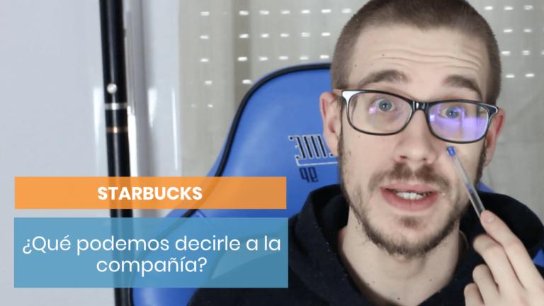 Starbucks #8: ¿cómo puede mejorar el copy de su marca?