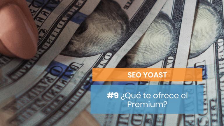 SEO Yoast #9: Premium