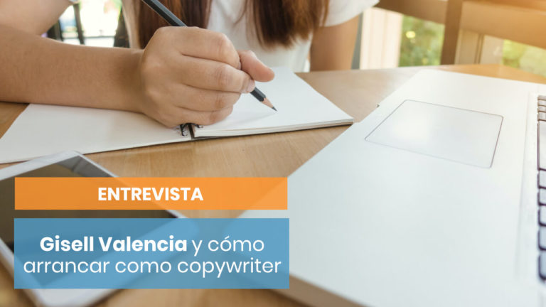 Copywriting para lanzamientos con Gisell Valencia