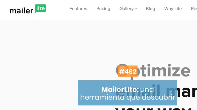 ⭐️ MailerLite: cómo persuadir con tus emails (sin gastar dinero)