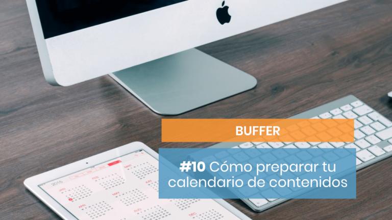 Buffer #10: Calendario