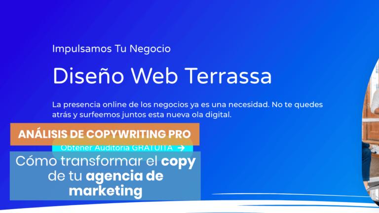 Digital Surfing - Análisis de Copywriting PRO