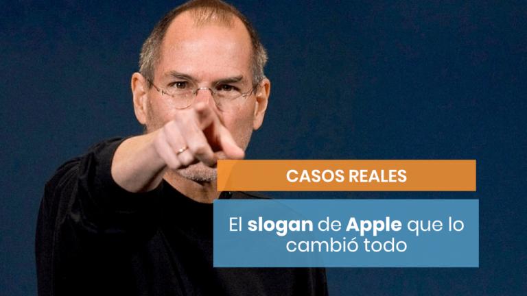 ✅ El eslogan de Apple que comenzó una revolución