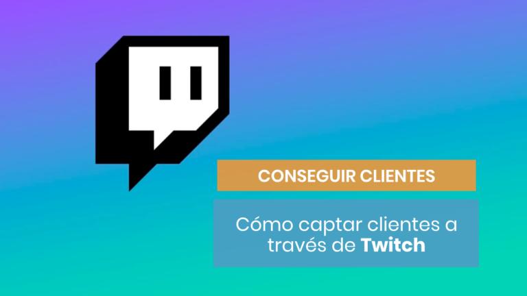 ¿Puedes captar clientes de copywriting en Twitch?