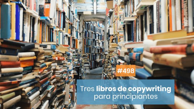 🚀 3 libros de copywriting para principiantes