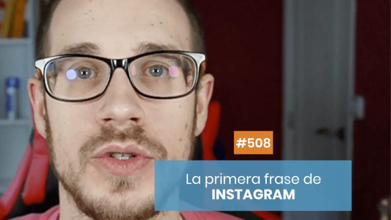 ✏️ 5 formas para escribir la primera frase de tu copy en Instagram