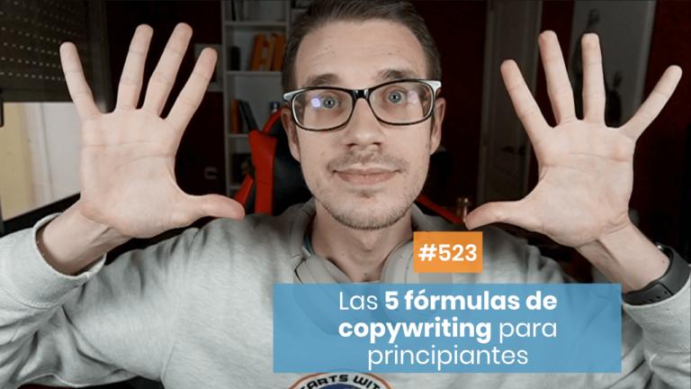 ✏️ 5 Fórmulas de Copywriting para Empezar a Escribir