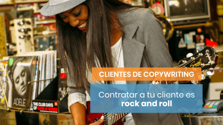 Conquistar a tus clientes es rock and roll