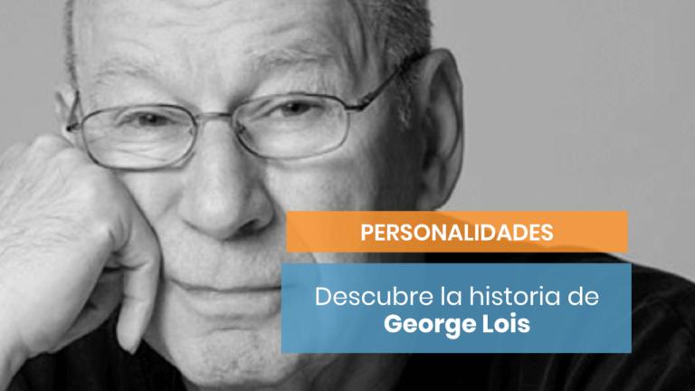 George Lois - Personalidades del Copywriting