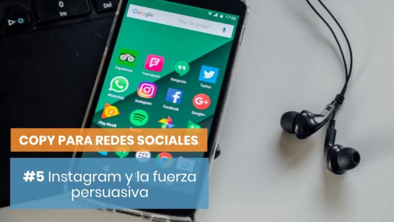 Copywriting para redes sociales #5: Instagram