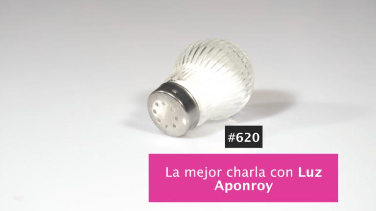 Entrevista a Luz de Aponrroy